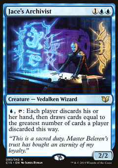 Jace's Archivist